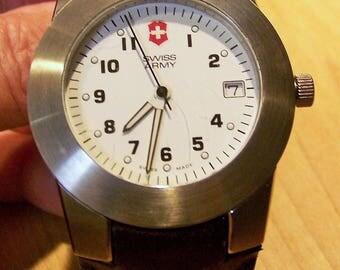 Vintage Swiss Armey Watch