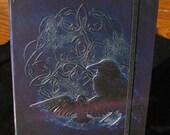 Celtic Raven Blank Journal~Book of Shadows~Brigid Ashwood Art