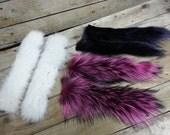 Fox Fur Trim- Cut to order for length- Real Fur Hood and Coat Trim