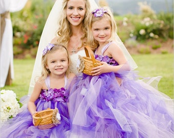 Couture Dreams- Lovely in Lavender Tutu Dress