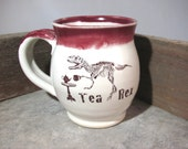 Tea Rex Mug - by Blaine Atwood -- item # 3636