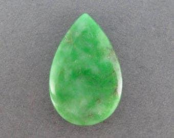 Idocrase (Vesuvianite) Cabochon (California)