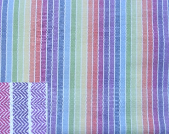 Girasol Avalon Herringbone - Wrap Scrap Piece - 100 Inches By Full Width Of Wrap - 27 Inches Width