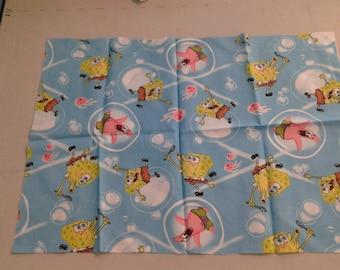 Sponge Bob and Patrick fabric 247697
