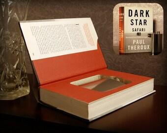 Hollow Book Safe & Flask (Dark Star Safari)