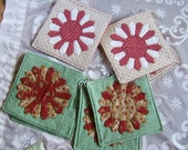 4 Sets of Pot Holders /Item # 01