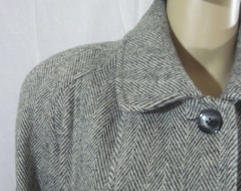 1980's Wool COAT by CABIN CREEK Size 12