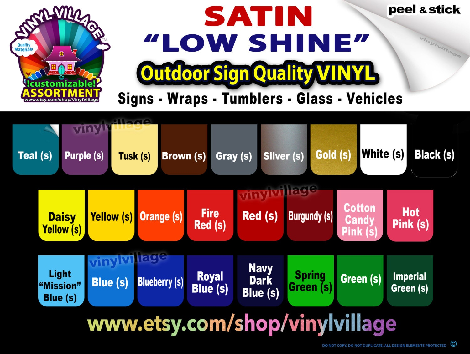 Inch Rolls Pack Adhesive Backed Vinyl For Cricut And - Custom vinyl adhesive signscustom diecut adhesive vinyl logo incolors applied to glass