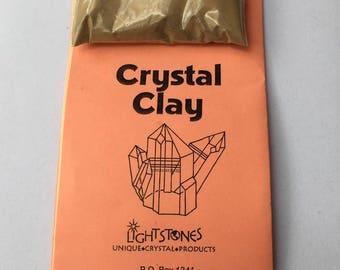 Cystal Clay