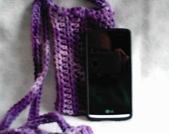 Wholesale listing of 12 Cross Body Cell Phone Pouches in a Color Of Your Choice