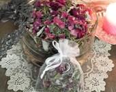 Sacred White Sage, Cedar, Rose, Rosemary & Lavender Loose Incense
