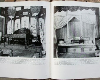 Book - Chinese Houses & Gardens by Henry Inn and S.C. Lee, Hardcover w/ Dust Jacket
