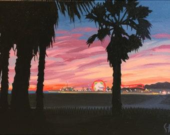 Santa Monica Pier 3
