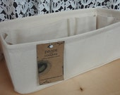 """fits Hermes Toolbox 26cm / Purse ORGANIZER insert Shaper / 1 extra option & stiff wipe-clean bottom / 10"""" x 6.5"""" x 5""""H / You Choose Color"""