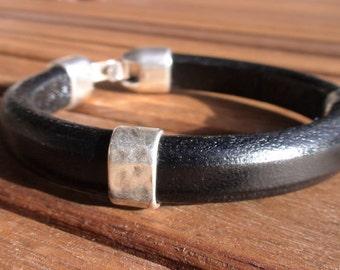 Bracelets for Men, mens bracelets, mens jewelry, leather bracelets, mens silver bracelets, etsy handmade jewelry, etsy bracelets, mens gifts