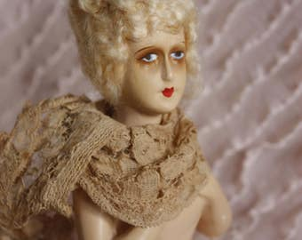 French Boudior Doll