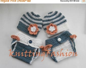 SALE 30% ON SALE Newborn Baby Twins Outfits _Newborn Twins First Set _ Baby Twins Hospital Outfits_ Photography Outfits Baby Twins