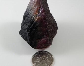 695 cts pink Botryoidal Tourmaline terminated crystal specimen Burma
