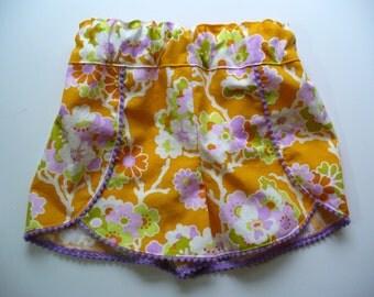 Girls Shorts, Summer Shorts, Coachella Shorts, Pom Pom Shorts, Little Girls Shorts, Toddler shorts, Girls Clothing, Sizes 12MO-10, Shorts