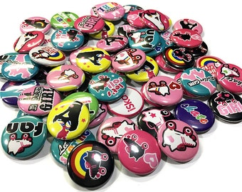 "Roller Skate, 1"" Button, Roller Skate Pin, Roller Skate Party, Roller Skate Gift, Roller Skate, Roller Skate Party Favor, Skate Party, Skate"