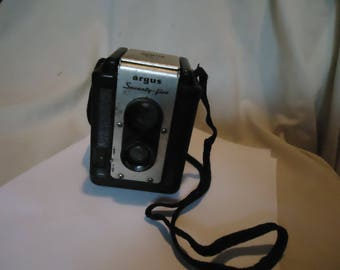 Vintage Argus Seventy-Five Camera, 75, collectable