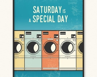 Saturday Is a Special Day • Art Print • LDS Mormon Sunday Sabbath