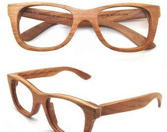 20% OFF American Cherry Wood Walker Handmade Wooden Takemoto Brown Sunglasses