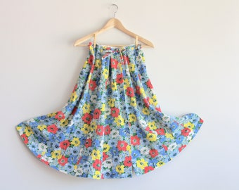 ANA BELLE - floral summer skirt