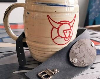 Bull Mug Mixed #6