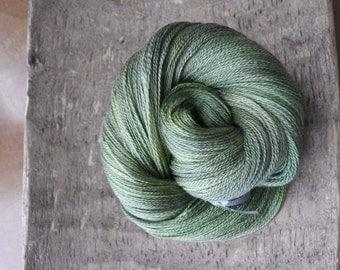 Soft Summer Breeze -  Hand Dyed Merino Silk Lace Yarn