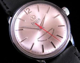 Louis Swiss Watch - c.1950's