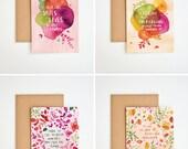 Self-Care Greeting Card Boxed Set - Meera Lee Patel x Alex Elle