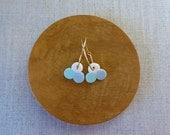 Clover Hoop Earrings...