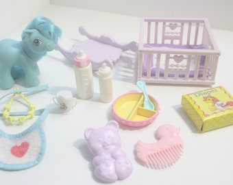 My Little Pony G1 Baby Pony Kit