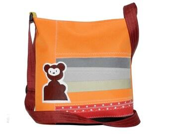 5149, teddy purse for girl, teddy shoulder bag for girl, teddy crossbody bag for girl, teddy crossover bag for girl, messenger bag for girl