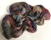Persuasion Silk Linen Lace Yarn. Magic Swirling Ship.