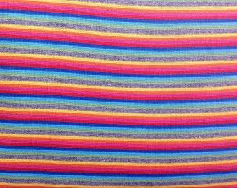Rainbow Ribbing, Cuff and waistband material