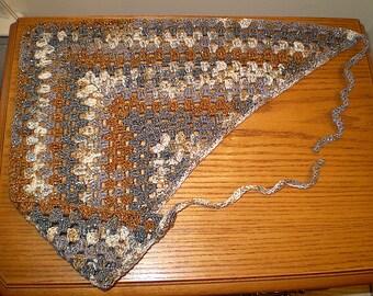 Glittering Mica Classic Kerchief