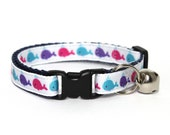 Whale of a Time Cat Collar