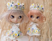 Blyth Secret Garden Collection  with Flowers Crown