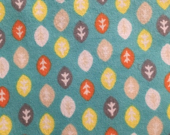 Mini Leaves - Flannel - 1 yard