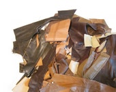Recycled Genuine Leather Remnant Scraps   Leather Scraps   Genuine Leather Pieces   Recycled Leather   Colorful Leather   Leather Bundle