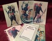 Edible Krampus Cards