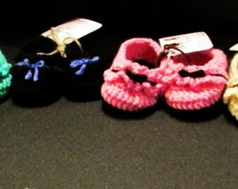 Baby Ballet Flats 0-3 Months