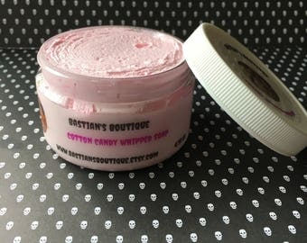 Whipped Cotton Candy Soap