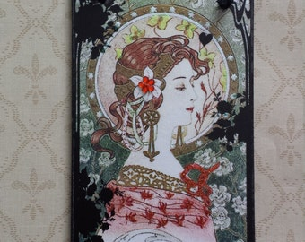 Hippie Decorative Wall Plaque Sign Hanging