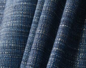 Decorative Fabric in P/K Lifestyles Dapper Delft Fabric - includes piping