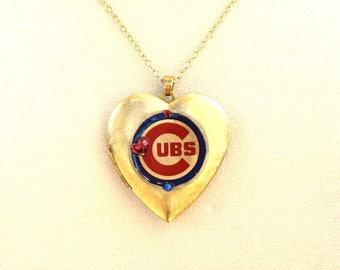 Chicago Cubs Locket