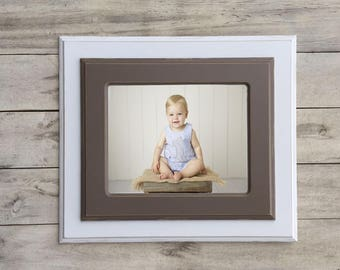 Picture frame 11x14 (choose colors and shape)