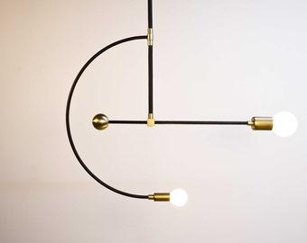 Chandeliers & Pendant Lights | Etsy CA